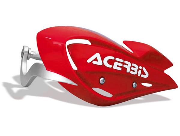 ACERBIS Kryt páček s výztuhou ATV - červené