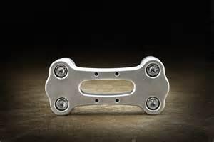 HOUSER Racing Universal Handle Bar Clamp (7/8´´, 1 1/8´´)