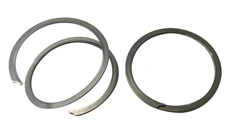 Retaining Ring: Spiral (1.117 OD, 0.037 TLG) Internal, SS