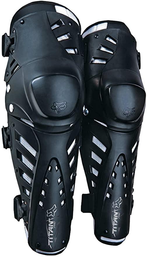 FOX TitanPro Knee/ShinGrd,Ce-OS,Black, MX20
