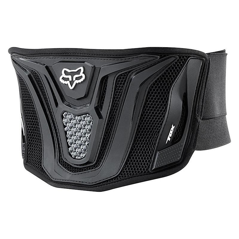 FOX Black Belt-OS-Black/Grey MX20
