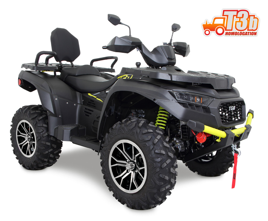TGB Blade 1000 LTX LED EPS T3b černá