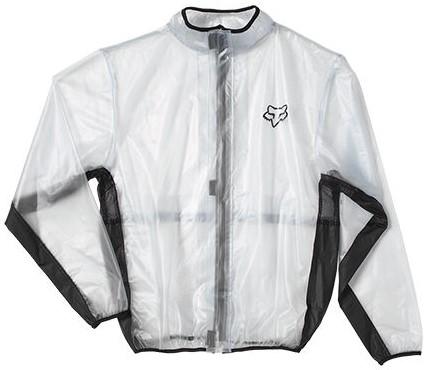 FOX Mx Fluid Jacket-Clear MX22