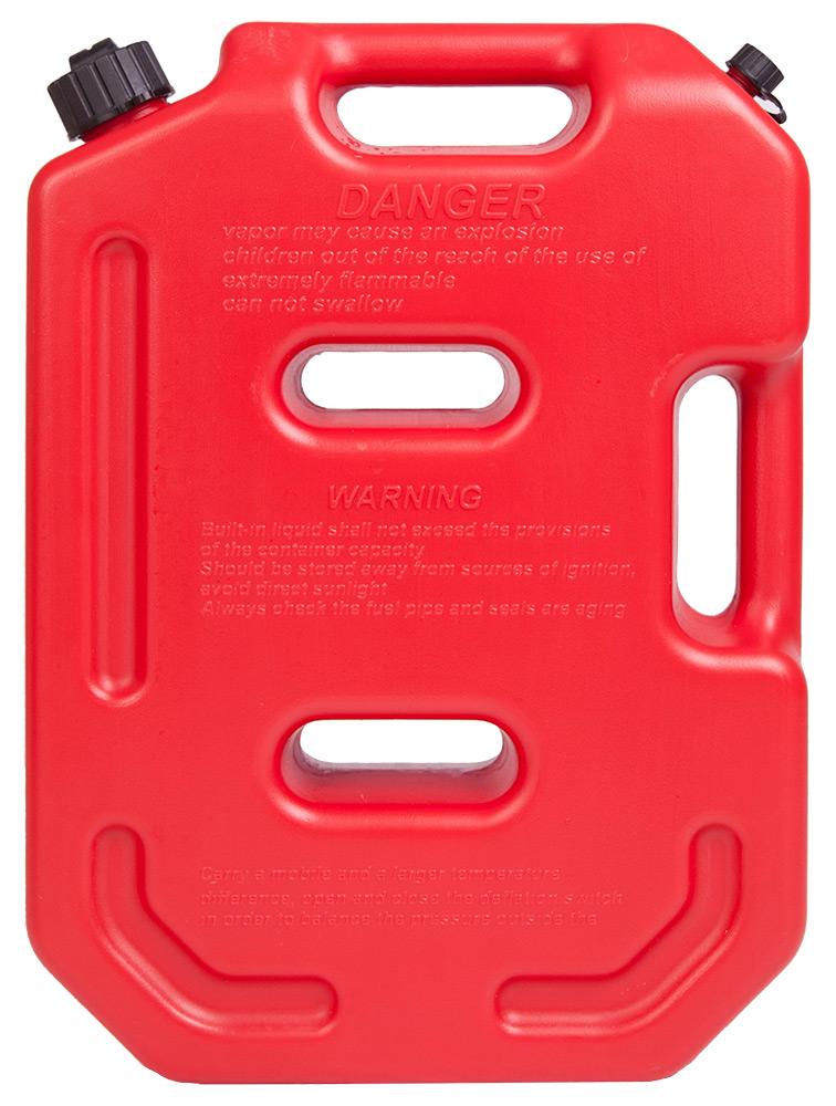 SHARK plastový kanyster na benzín, 10L, 46 x 34x 10 cm