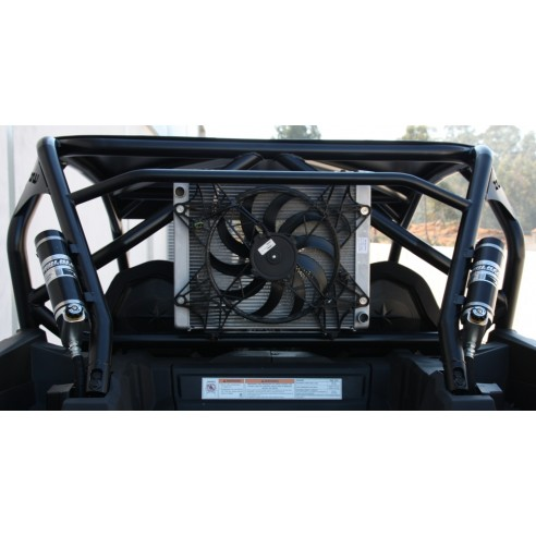 ROLL BAR AP.RADIADOR/ROLL CAGE RADIATOR SUPPORT-POL.RZR 900