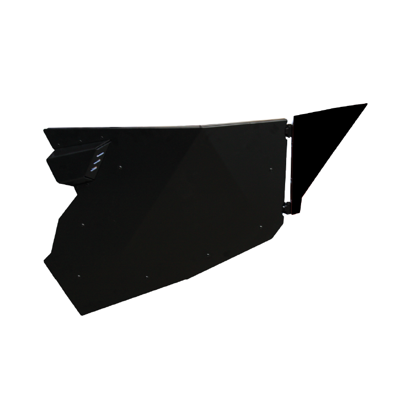 KIT DOORS RXR2 (XRW closing) BLACK - RZR 1000