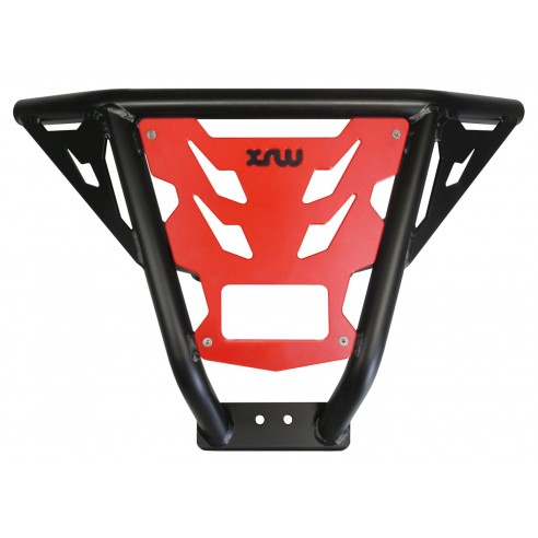 FRONT BUMPER BLACK Winch PX19 (PHD RED) - RZR 1000 XP