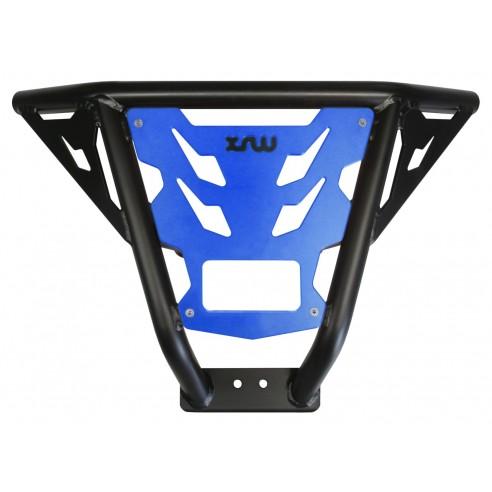FRONT BUMPER BLACK Winch PX19 (PHD BLUE) - RZR 1000 XP