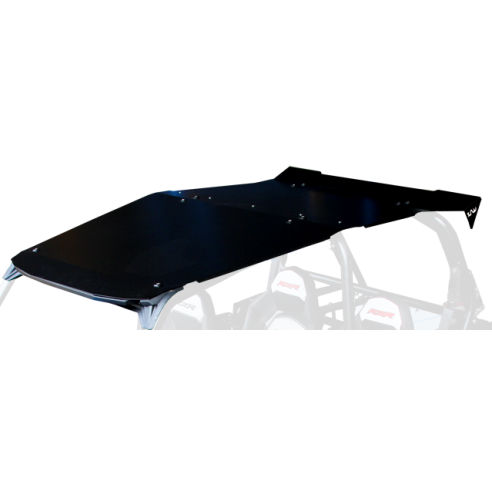 ROOF ALUMNIUM BLACK - RZR4 1000 XP