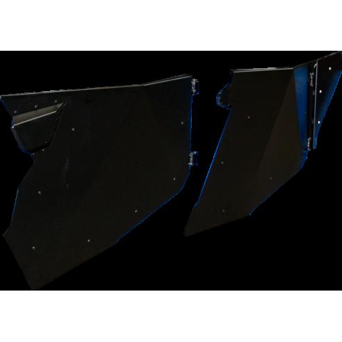 DOORS RXR2 BLACK (DOOR XRW CLOSING)-RZR4 1000