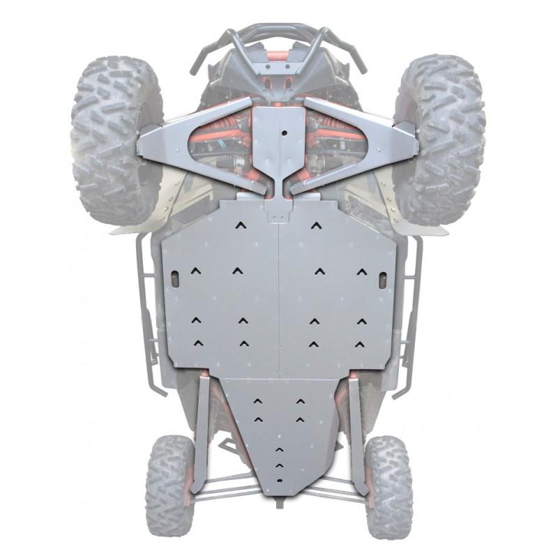 FULL KIT Aluminum - CAN-AM MAVERICK X3 XRS