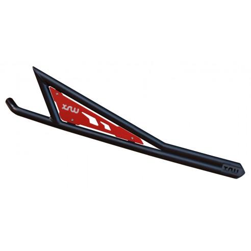 NERF BAR B5 (PHD RED) - CAN-AM MAVERICK X3 XRS