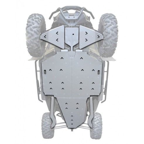 KIT COMPLETE ALUM - CAN-AM MAVERICK X3 XDS