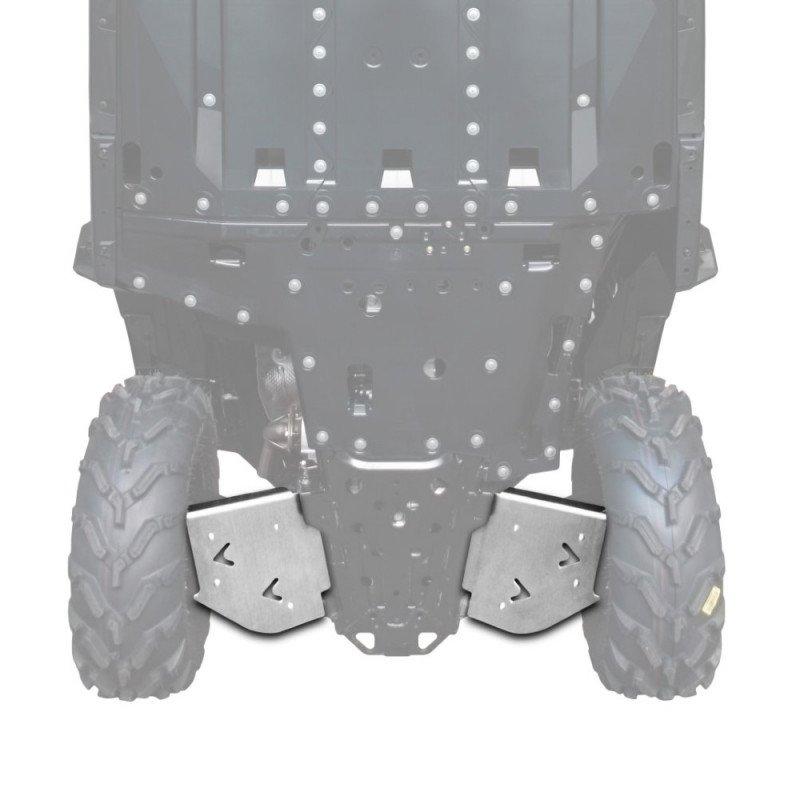 REAR A-ARM GUARDS ALU - CAN-AM MAVERICK TRAIL