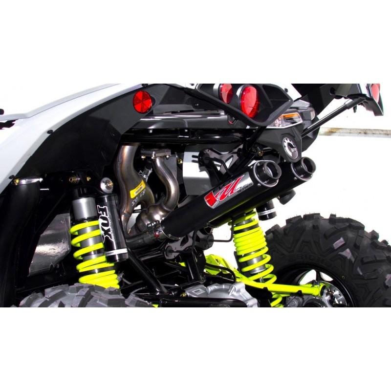BIG GUN Can-Am Maverick 1000 /XMR/MAX/XDS (2015-17) EVO UTILITY Dual Slip On