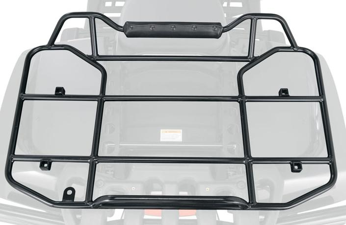 Standard Rear Rack TRV (R4)