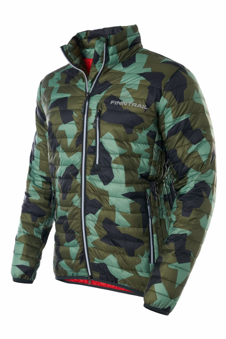 Finntrail Thermal Jacket Master CamoArmy