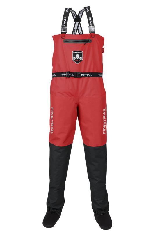 Finntrail Waders Alex Red