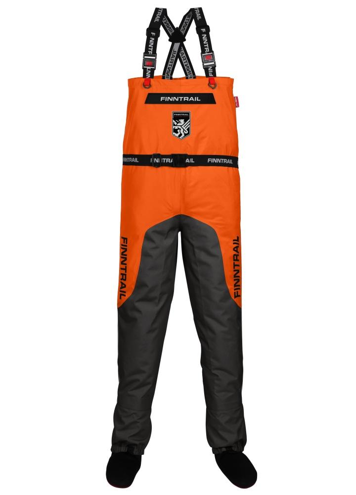 Finntrail Waders Aquamaster Orange