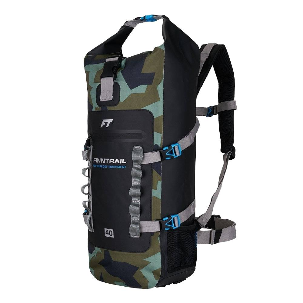 Finntrail Backpack Expedition 40 L CamoArmy
