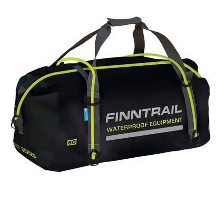 Finntrail Bag for trunk Sattelite Black