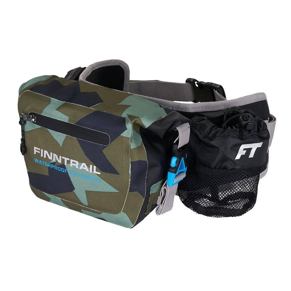 Finntrail Bag Sportsman CamoArmy