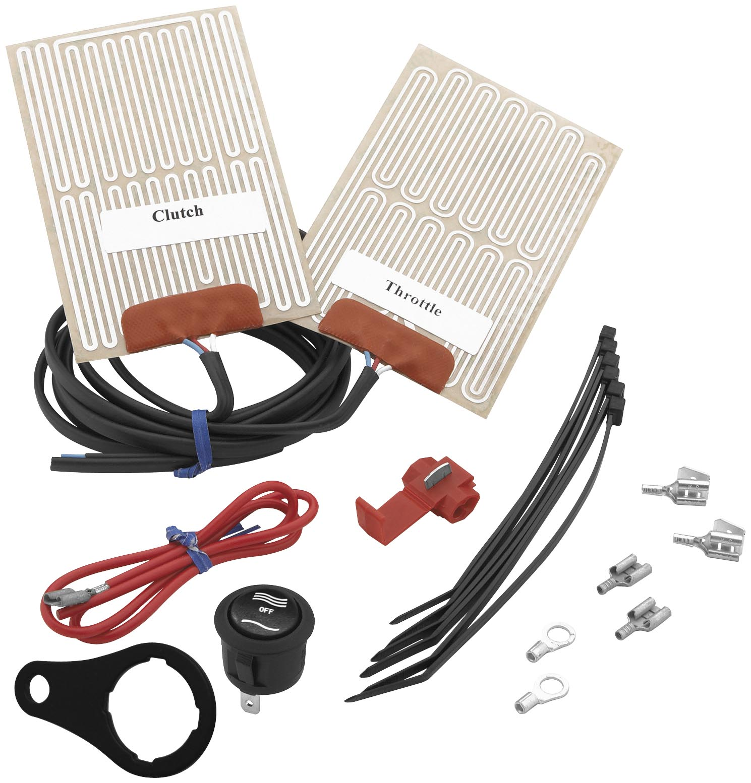 Symtec Heat Demon Kit MC Grip Heater H/L RR
