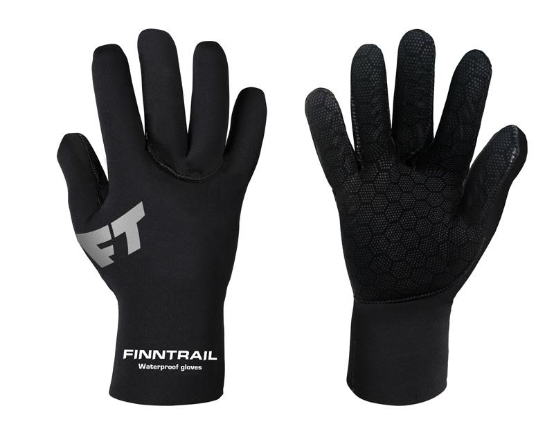 Finntrail Gloves NeoGuard Black