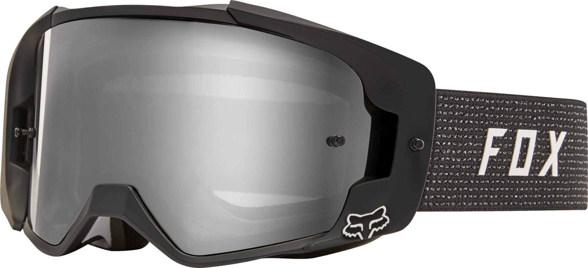 FOX Vue Goggle -NS, Black MX19
