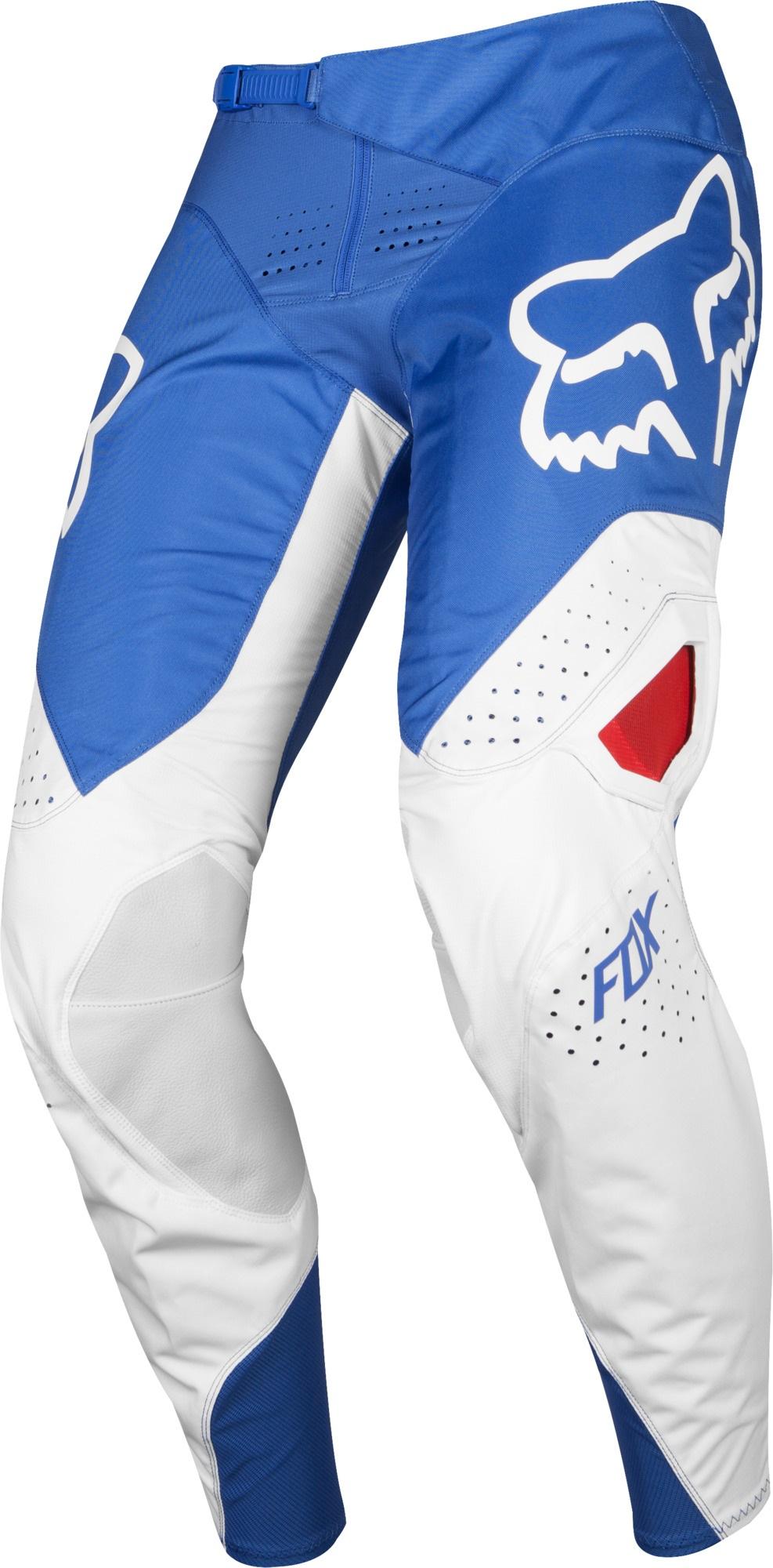 FOX 360 Kila Pant, Blue/Red MX19