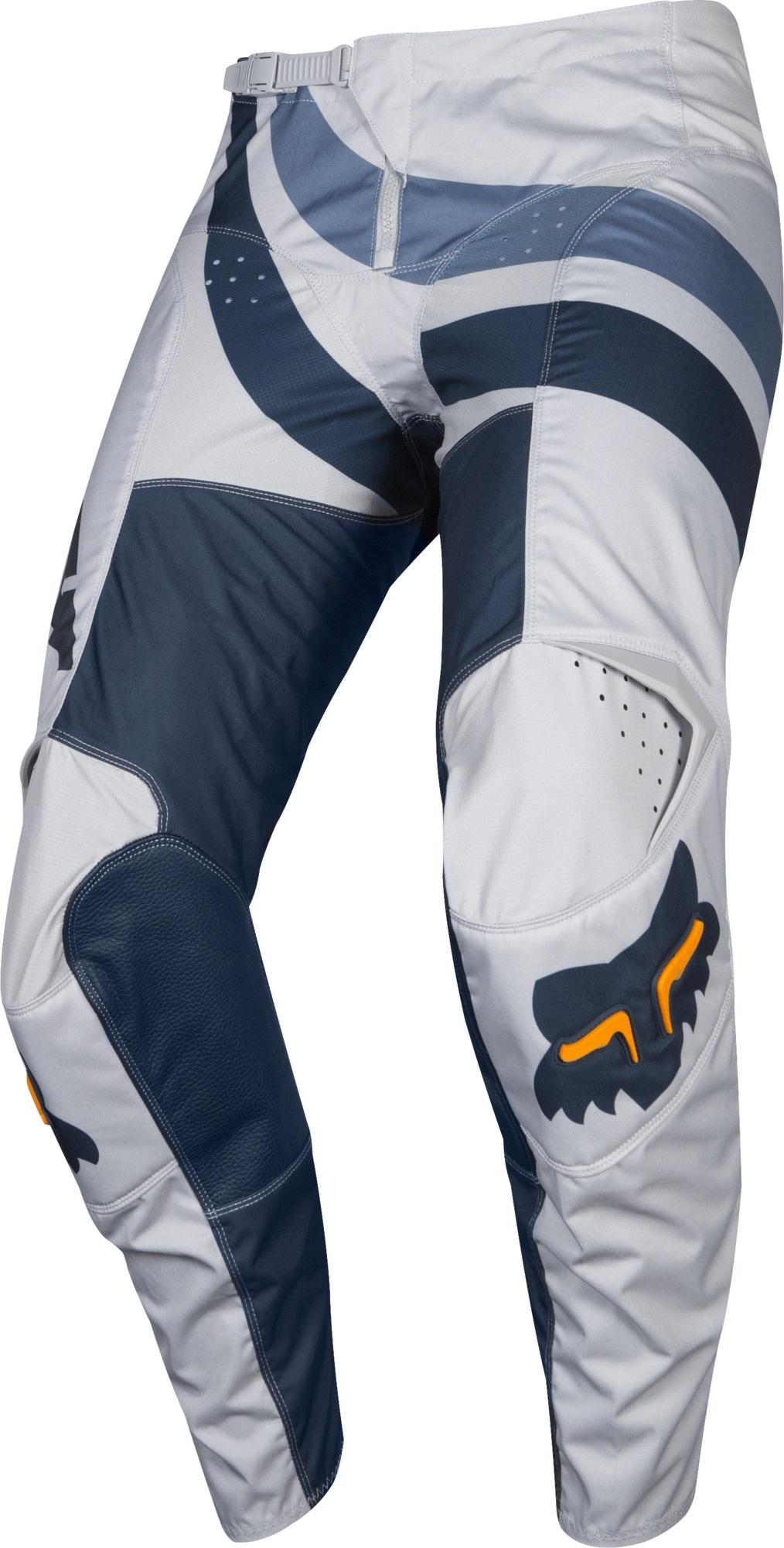 FOX 180 Cota Pant, Grey/Navy MX19