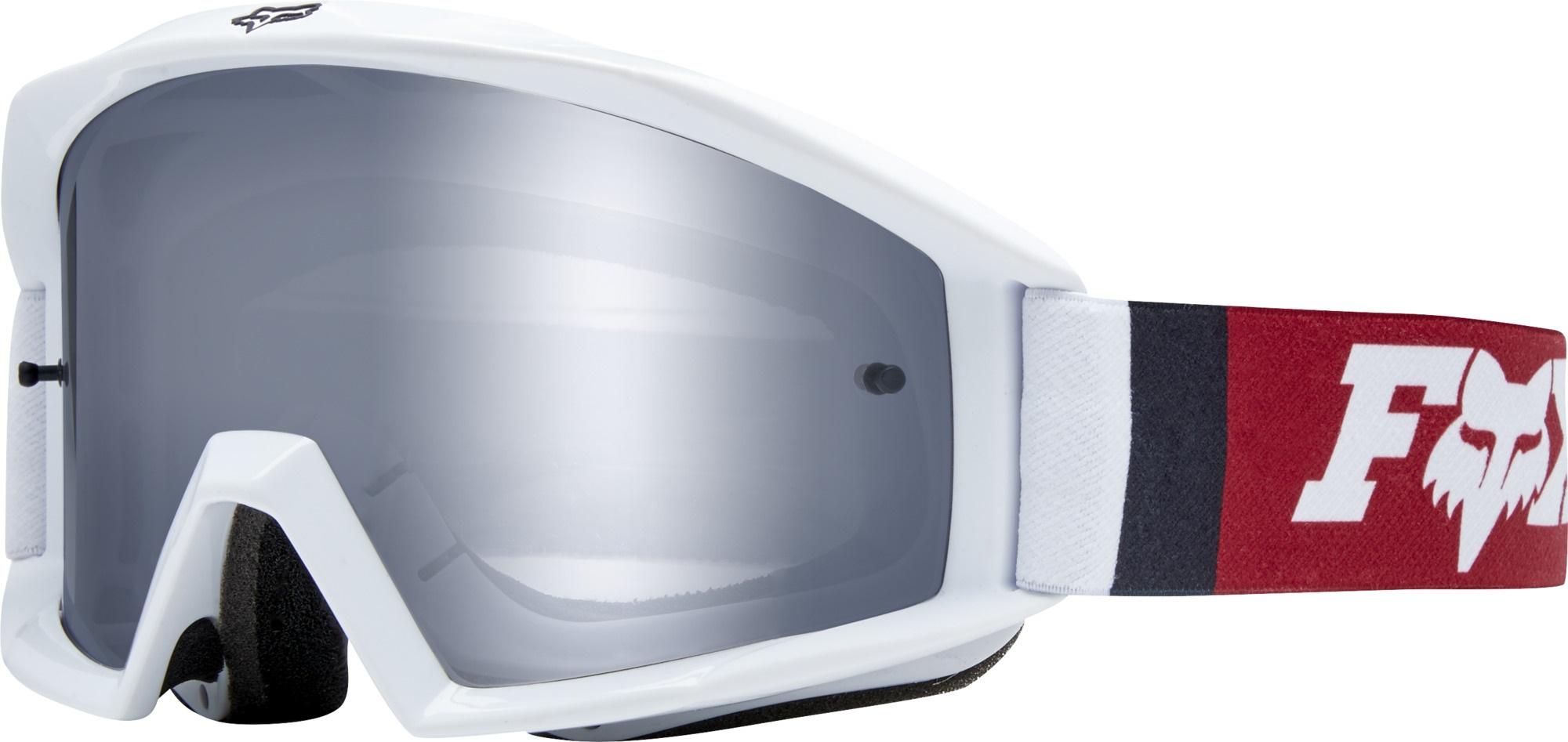 FOX Main Goggle - Cota  -NS, Cardinal MX19