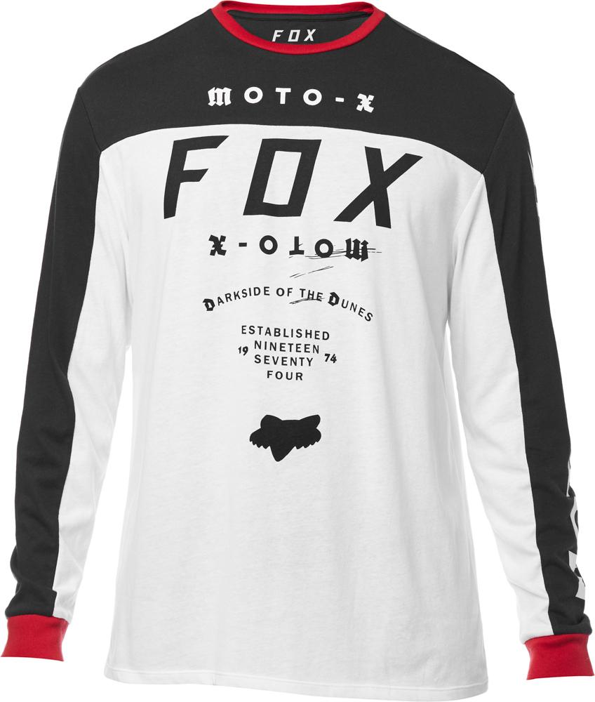 FOX Fctry Ls Airline, Optic White, LFS18F