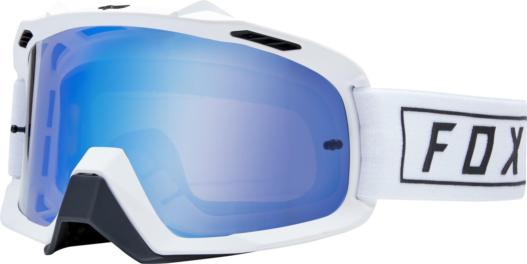 FOX Air Space Goggle - Gasoline  -NS, White MX19