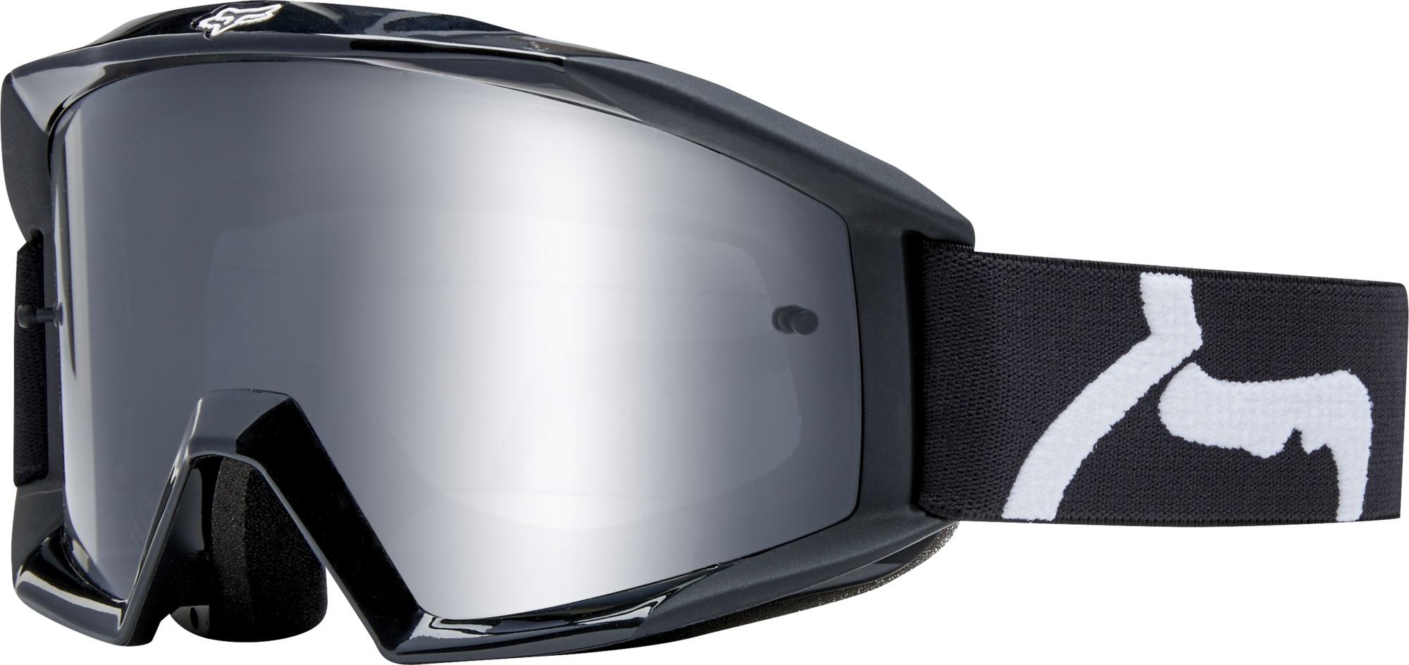 FOX Main Sand Goggle  -NS, Black MX19
