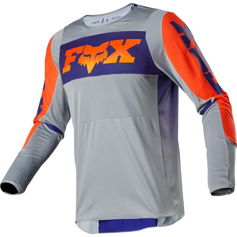 FOX 360 Linc Jersey-Grey/Orange MX20