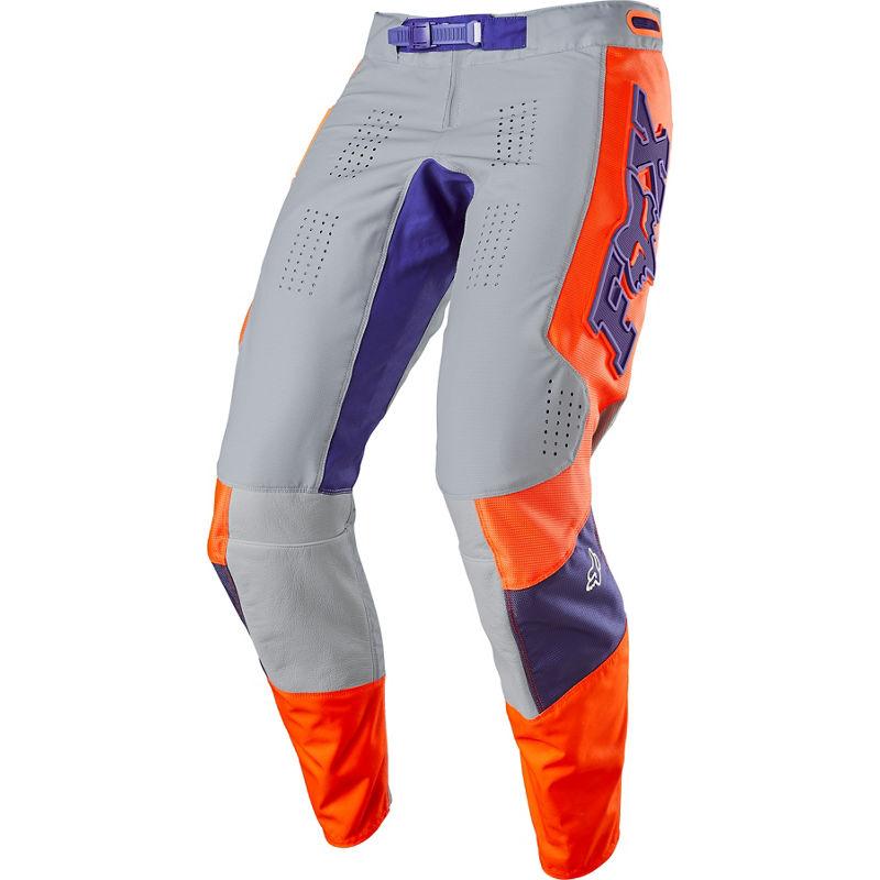 FOX 360 Linc Pant-Grey/Orange MX20