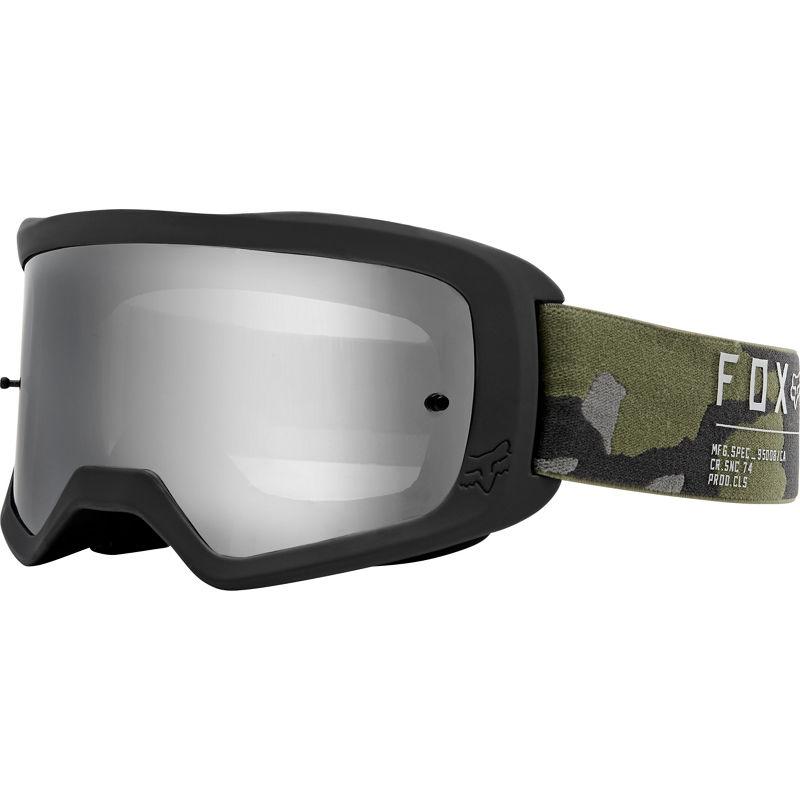 FOX Main II Gain Goggle-Spark-OS-Camo MX20