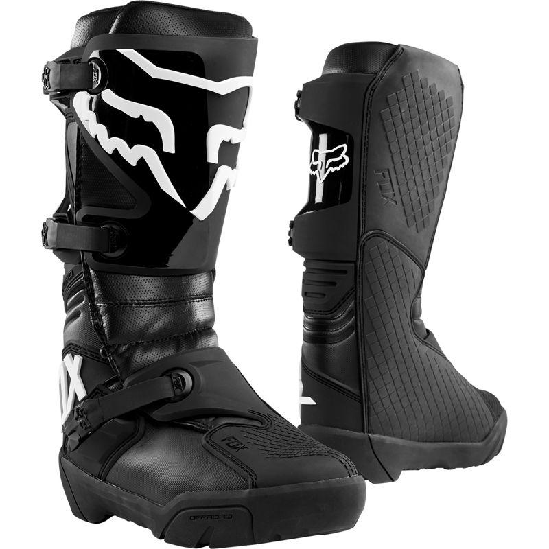 FOX Comp X Boot-Black MX20