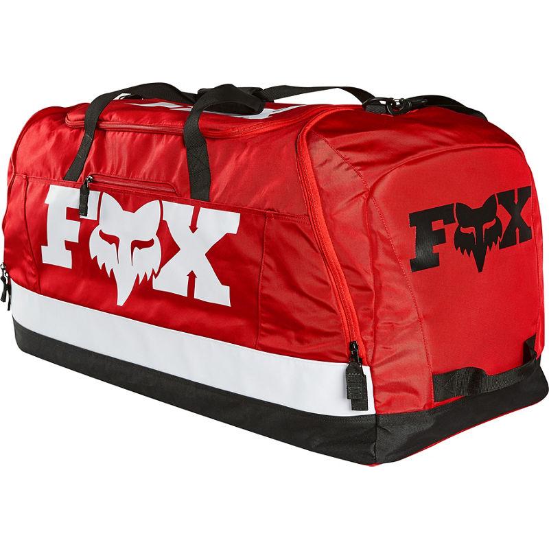 FOX Podium 180-Linc-OS-Flame Red