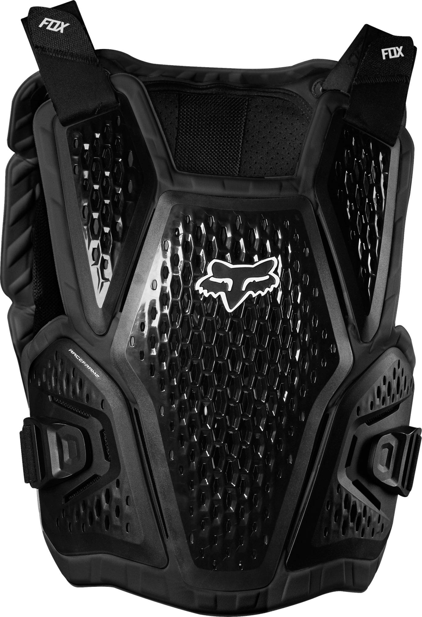FOX Yth Raceframe Impact, Ce - OS, Black MX22