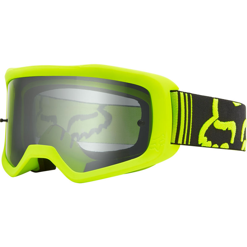 FOX Main II X Goggle-OS-Fluo Yellow MX20