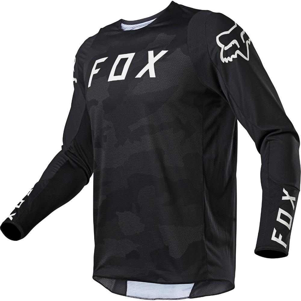 FOX 360 Speyer Jersey - Black MX21