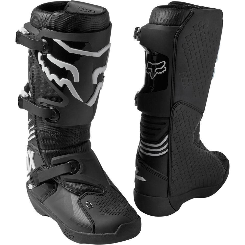 FOX Comp Boot - Black MX22
