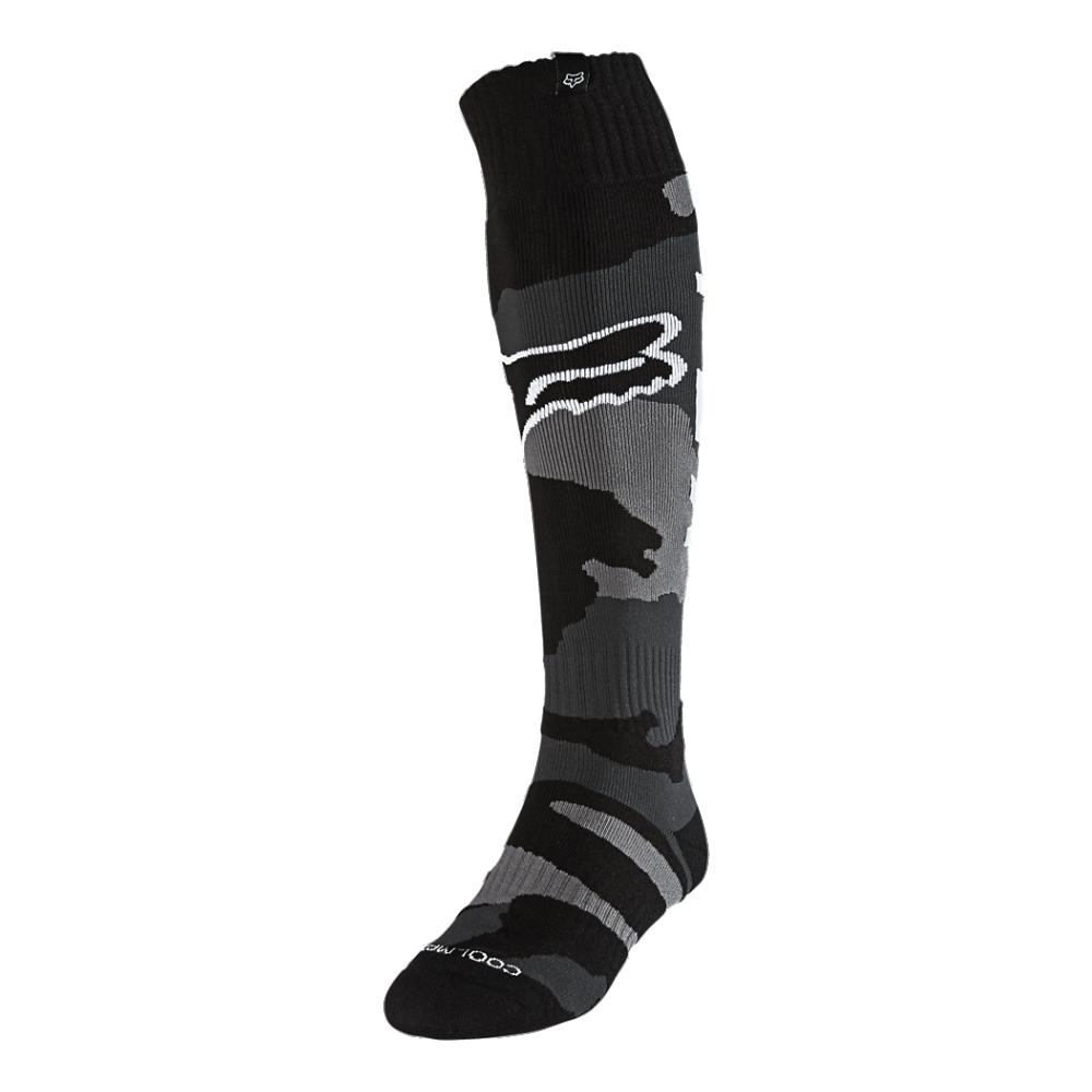 FOX Coolmax Thin Sock - Speyer - Black MX21