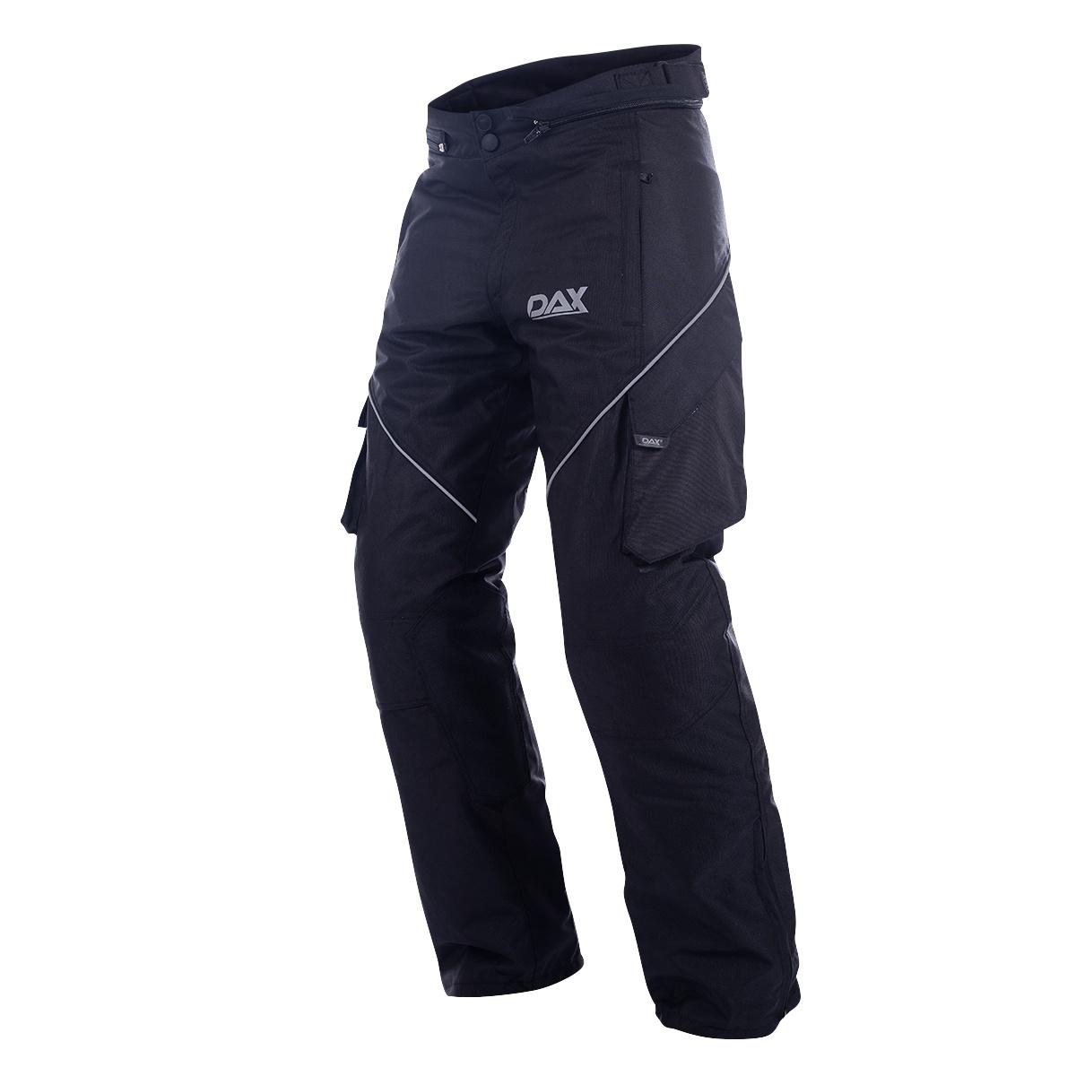 DAX ENDURO kalhoty, MaxDura/Dublan, s chrániči