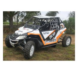 NETS ROLL BAR - WILDCAT 1000