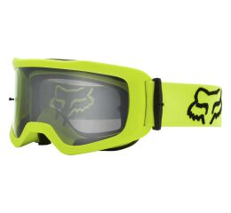 FOX Main S Stray Goggle - OS, Fluo Yellow MX21