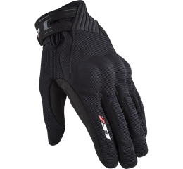 LS2 DART 2 LADY GLOVES BLACK