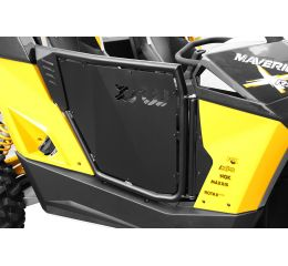 DOORS BLACK - CAN-AM MAVERICK 1000R